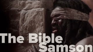 Sampson Movie Clip with Narration 12th Century BC
