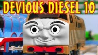 TOMICA Thomas & Friends Short 30: Devious Diesel 10