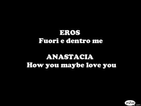 Eros Ramazzotti e Anastacia  I Belong to you (Lyrics)