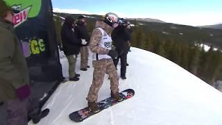 Burton Snowboards Winning Runs | Dew Tour Breckenridge 2017