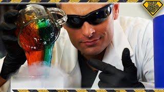What Does Slime Do In Liquid Nitrogen? - Video Youtube