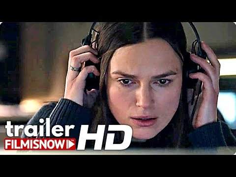 Official Secrets Trailer Starring Keira Knightley
