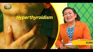 Healing Galing SO11EP03   Hyperthyroidism  Pt4