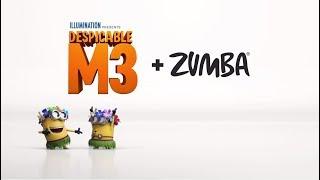 "Despicable Me 3: ""Tiki Tiki Babeloo (Zumba® Remix)"""