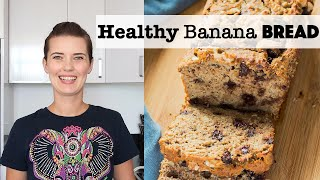 How To Make Healthy Banana Bread (with Coconut Flour, No Added Sweetener)
