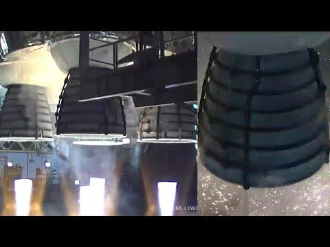 نجاح اختبار لمحركات صاروخ ناسا المخصص للرحلات إلى القمر