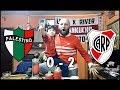 Palestino 0 River 2 | Reacciones De Un Hincha De River | Copa Libertadores 2019
