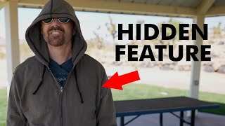 Hoodie Converts to Backpack? Testing the QuikFlip