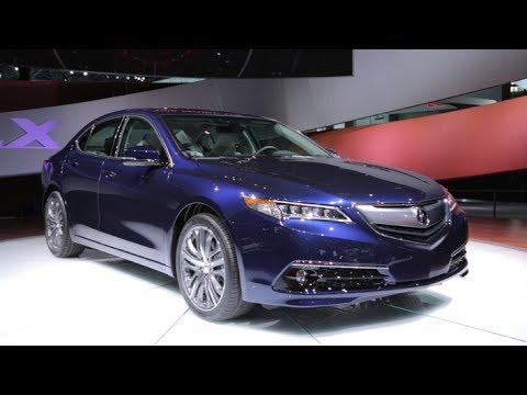 2015 Acura TLX - 2014 New York Auto Show
