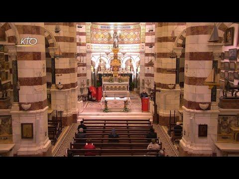 Messe du 19 octobre 2020 à Notre-Dame de la Garde