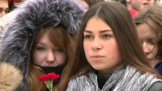 В Великом Новгороде прошли общегородские мероприятия, приуроченные ко Дню Неизвестного солдата
