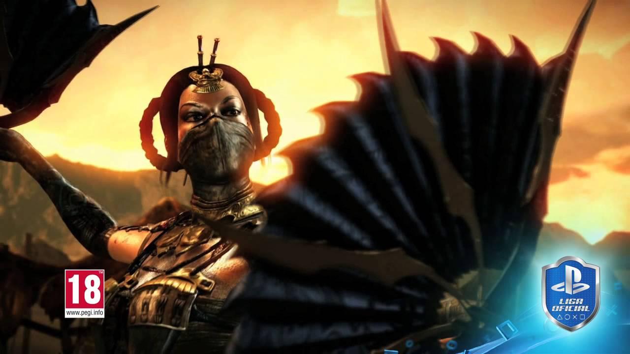 Consigue tu PlayStation 4 junto a Mortal Kombat X por 399,99 euros