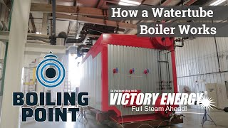 How a Watertube Boiler Works - Boiling Point