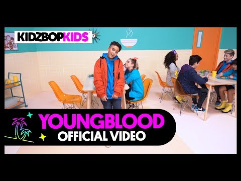 KIDZ BOP KIDS - Youngblood (Official Music Video) [KIDZ BOP 39] - KIDZ BOP