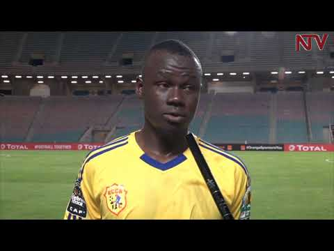 KCCA FC's Gift Ali speaks out ahead of Esperance CAF tie