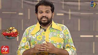 Hyper Aadi & Raising Raju Performance | Jabardasth  | 21st October 2021 | ETV Telugu