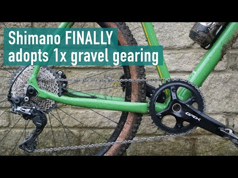 Shimano GRX 1x First Ride Impressions - Was it worth the wait?