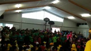 Roscommon School House Chant Off 2012 - Kaipara House