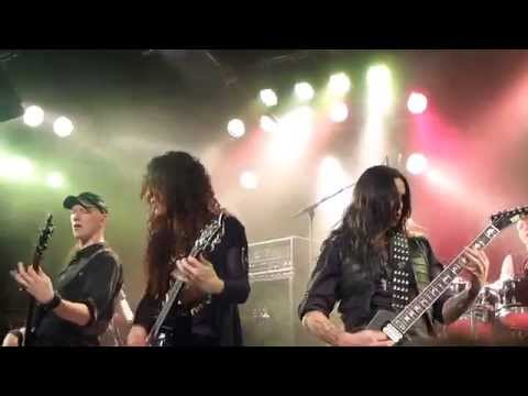"ESP artist Gus G. Rocking with Marty Friedman - ""Symptom Of The Universe"""