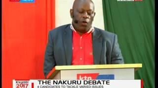 Senator Paul Njoroge shares his dream for the County of Nakuru: Kivumbi 2017