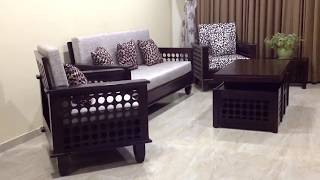 Living Room Set - Interior By Rightwood