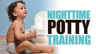 Nighttime Potty Training