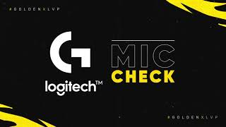 #TB Logitech Mic Check: Loto Gaming intratable en bot