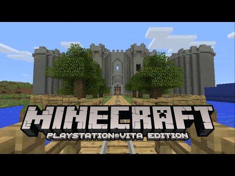 Minecraft: PlayStation Vita Edition vyjde příští týden