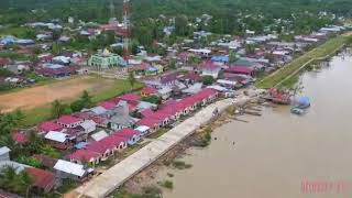 preview picture of video 'Ini kampung ku sesayap hilir ,kabupaten tana tidung'