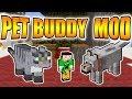 LEGCUKIBB MOD MINECRAFTBAN Pet Buddy Mod Bemutató Magyarul