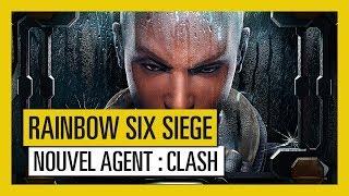 Tom Clancy's Rainbow Six Siege – Grim Sky : Agent Clash [OFFICIEL] VOSTFR HD