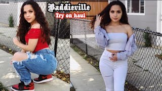Trendy Baddieville Try On Clothing Haul 🤪 + Baddie Outfit Ideas 2019