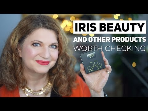 IRIS BEAUTY + PRODUCTS WORTH CHECKING OUT