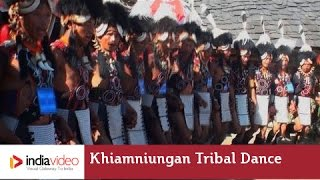 Khiamniungan Tribal dance of Nagaland