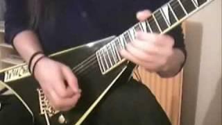 Children Of Bodom - Smile Pretty For The Devil (Solo)