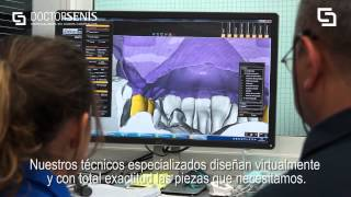 Laboratorio protésico dental exclusivo para Dr. Senís