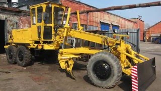 Капитальный ремонт автогрейдера ДЗ-143