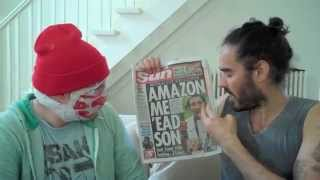 Do Lost Tribes Care About The World Cup? Russell Brand The Trews Ep74