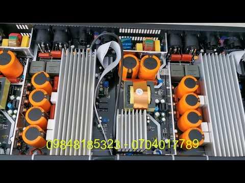 Đẩy 4 kênh LX 4.8 CS 800w / kênh giá 5tr5 - BH 12 tháng