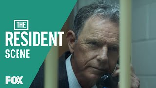 Dr. Bell Visits Lane In Jail | Season 2 Ep. 8 | THE RESIDENT
