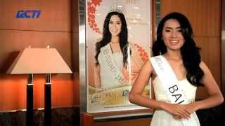 Tjokorda Maharatu Pemayun for Miss Indonesia 2015