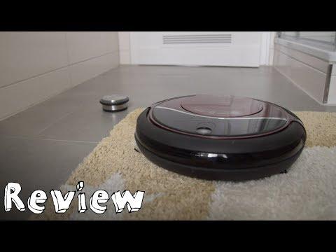 Moneual ME770 Style - Review, der wischende Saugroboter