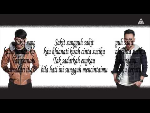 Ilir7 - Sakit Sungguh Sakit (Official Lyric Video)