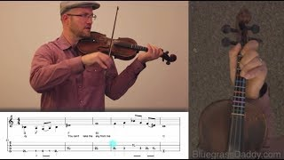 Ballad of Serenity (Theme to Firefly) Fiddle Lesson
