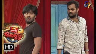 Sudigaali Sudheer Performance | Extra Jabardsth | 14th  July 2017| ETV  Telugu