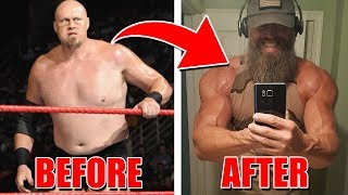 10 EX-WWE Wrestlers Who Are In  Phenomenal Incredible Shape AFTER Leaving WWE
