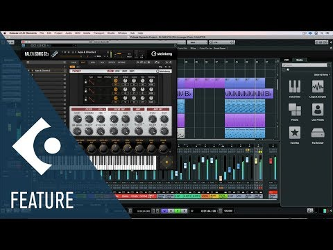 Reasons to Upgrade to Cubase Elements 9.5   FAQ