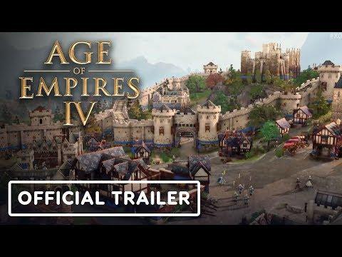 《世紀帝國4》官方預告片公開