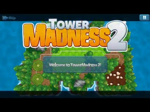 Tower Madness 2: 3D Defense Android Gameplay