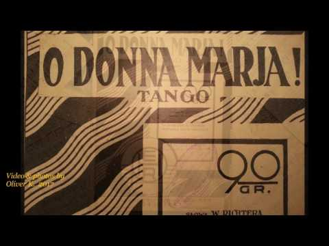 O DONNA MARJA TANGO- MIECZYSŁAW FOGG 1934!